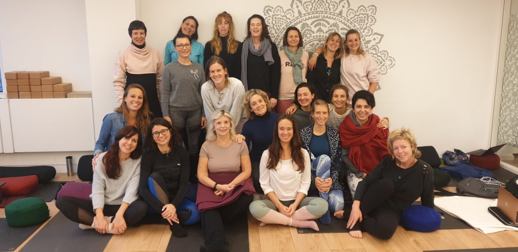 The Yoga Therapy Institute