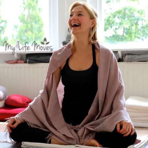 Yoga Therapist Montserrat G. Mukherjee IAYT