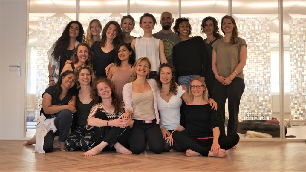 Yoga Therapy diploma 500 hours