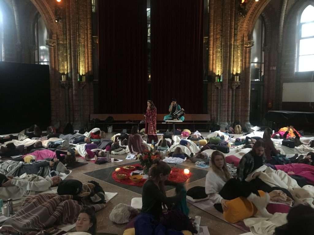 Yoga Nidra Foundation Course