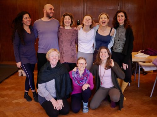 Yoga Therapy Foundation Course
