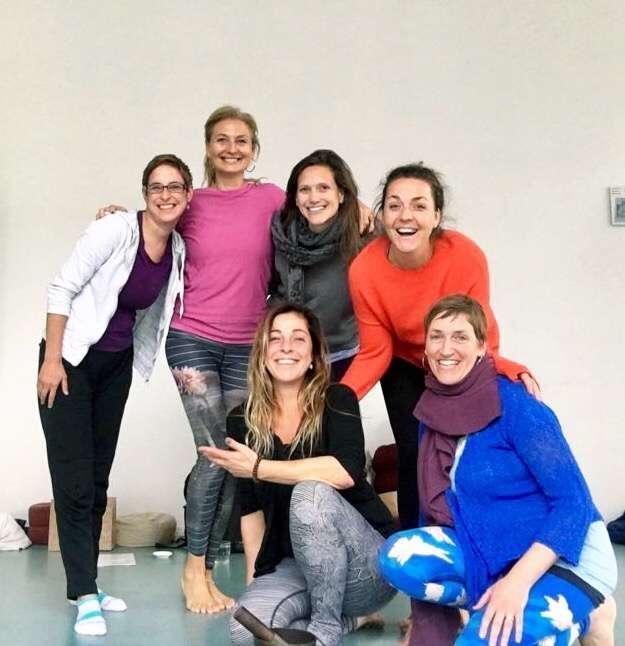 Yoga Therapy Training Amsterdam