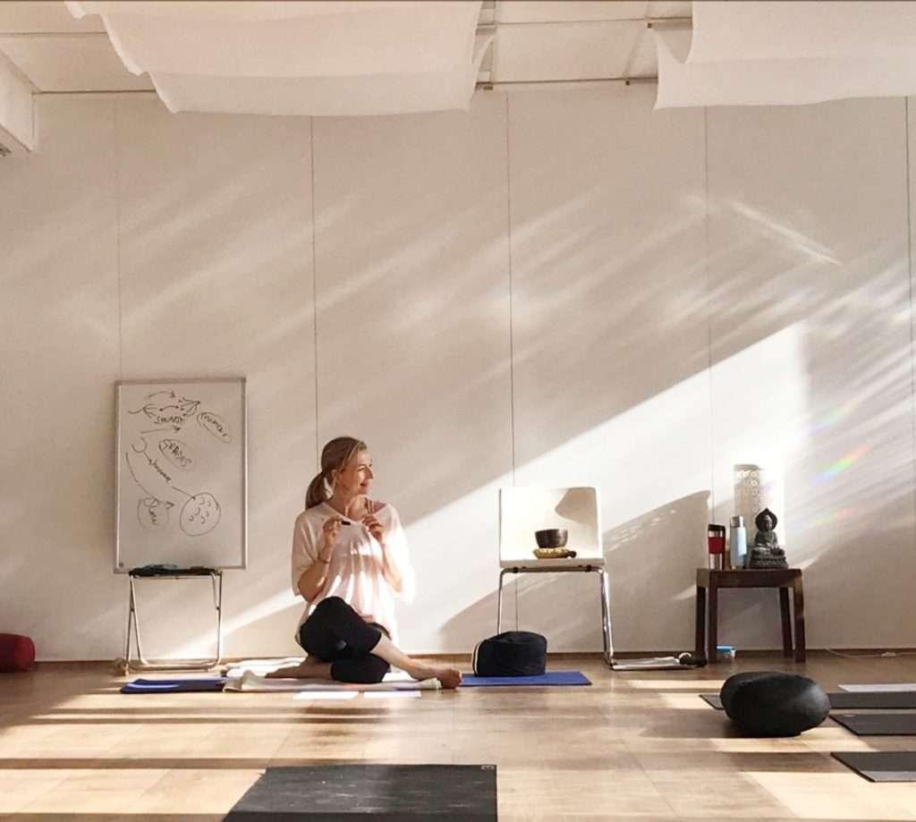 Compassion Yoga Therapist